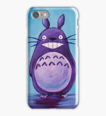 Totoro Trio iPhone Case/Skin