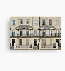 Worthing Seafront Canvas Print