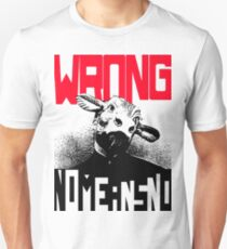 Wrong Nomeansno T-Shirt