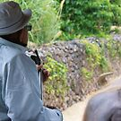 A Shamisen And A Water Buffalo Are All I Need by J J  Everson