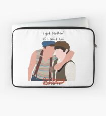I Got Nothin' if I Aint Got Crutchie Laptop Sleeve