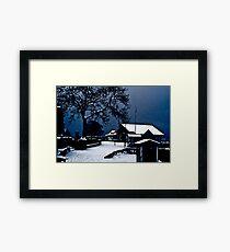 Windermere Framed Print