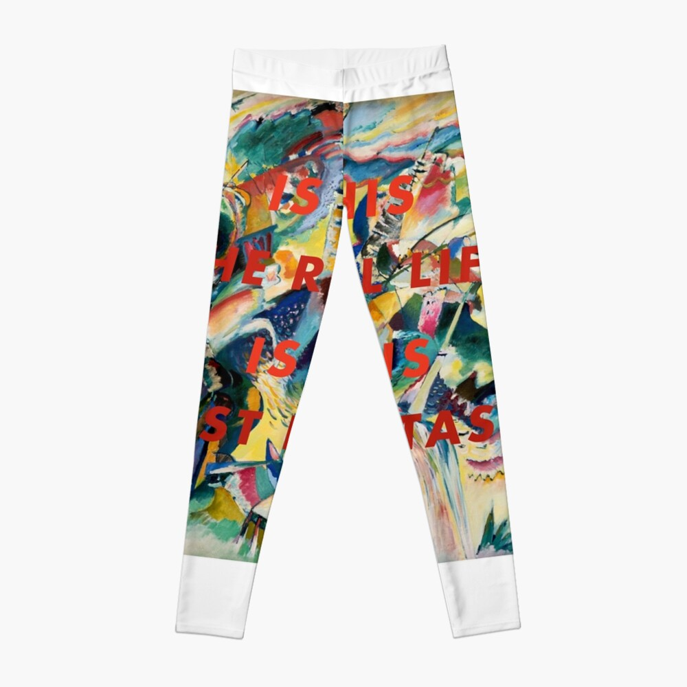 Bohemian rhapsody lyric | Leggings