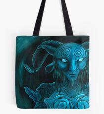 Pan's Labyrinth Faun Tote Bag