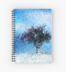 Dendrification 4 Spiral Notebook