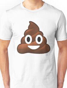 Poop Unisex T-Shirt