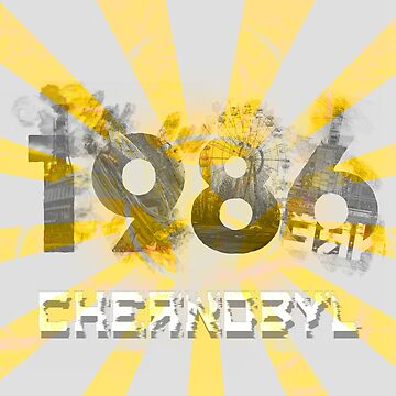 1986 Chenorbyl Disaster by spikemet