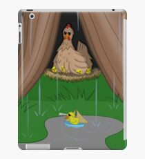 Poultry Piracy iPad Case/Skin