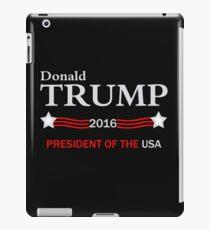 Donald Trump 2016 Election iPad Case/Skin
