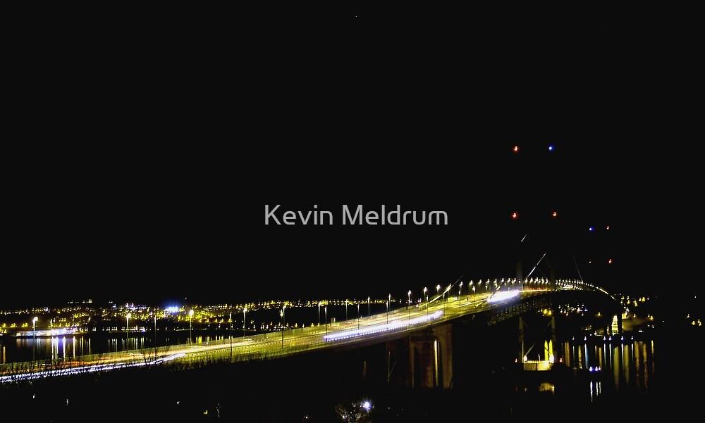 Bridge of light by Kevin Meldrum