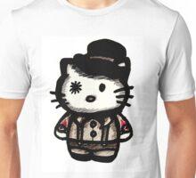 A Clockwork Kitty Unisex T-Shirt