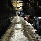 Every alley is not dark.......... by SERENA Boedewig
