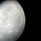 Moon shot by Jeannie Matthews