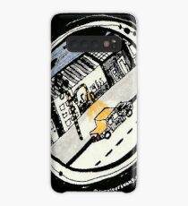 The Car in the Streetlight Case/Skin for Samsung Galaxy