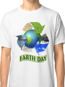 Earth Day 1 Classic T-Shirt