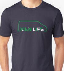 Camiseta ajustada Vanlife - T5