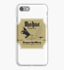 Conquer the Worm iPhone Case/Skin