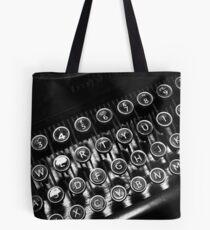 Vintage Typewriter Tasche
