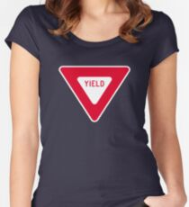 Yield Women's Fitted Scoop T-Shirt