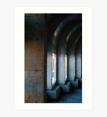 The Arches of Vendome  Art Print