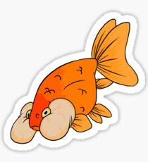 Fancy Goldfish - Bubble Eye Sticker