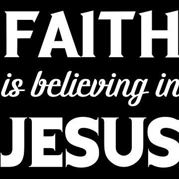 Faith by plushism