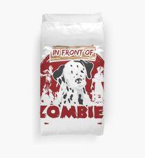 Funda nórdica Dalmatiner Hund Zombieapokalypse Geschenk