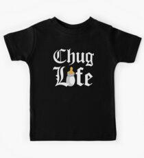 Chug Life Black Kids Tee