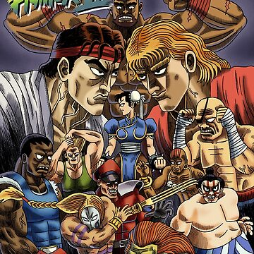 Master Fighter VI' by jackteagle