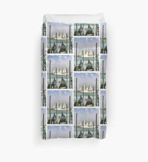 A Day In Venice Duvet Cover