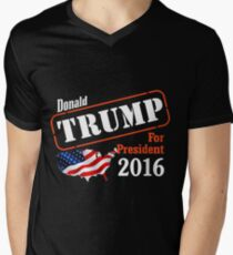 Donald Trump for president 2016 Election T-Shirt