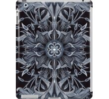 - Black pattern - iPad Case/Skin
