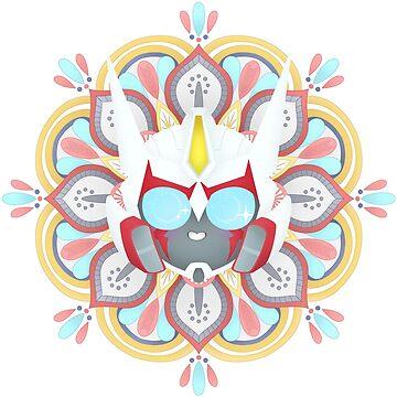Drift Mandala ~ Transformers by Chioccetta