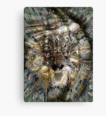 Poseidon- God of the Sea, Earthquakes, Horses, a Shapeshifter Canvas Print