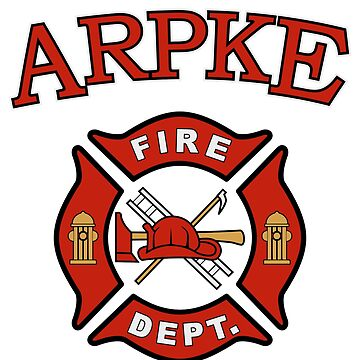 Fire Department Arpke colored by NelloW100