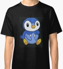 Piplup the Penguin Pokemon Classic T-Shirt