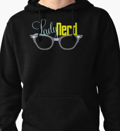 Proud LadyNerd (Grey Glasses) T-Shirt