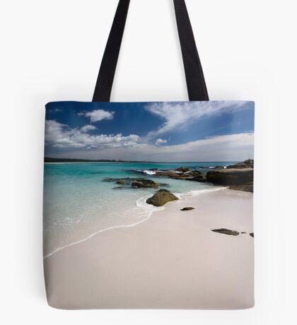 Bay of Fires   - Tasmania coast  Tote Bag