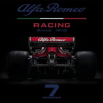 Alfa Romeo 7 kimi by rubiohiphop