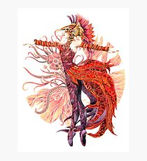 - Firebird - Photographic Print