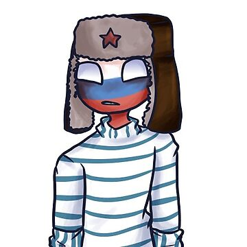 Russia - CountryHumans by Norway-Addict