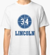 JESUS SHUTTLESWORTH 34 LINCOLN HIGH SCHOOL BASKETBALL Classic T-Shirt