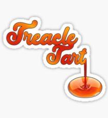 Messtival: Treacle Tart Sticker
