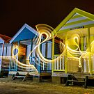 Beach Huts at Southwold Suffolk by stephenk