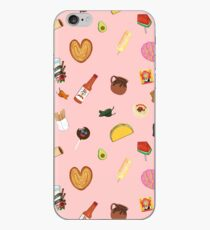 Antojitos Pink iPhone Case