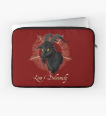 Black Phillip - Live Deliciously (The Witch) Laptop Sleeve