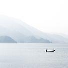 Phewa Tal Lake by Kingston  Liu