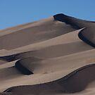 Great Sand Dunes by Jody Johnson