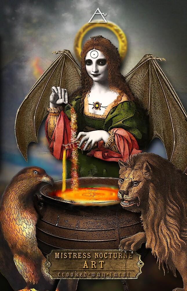 Gothic Alchemy by DuckSoupDotMe