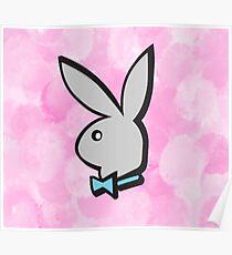 S&K Bunny Poster